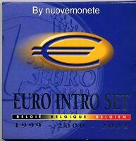 MONETE BELGIO BELGIQUE 1999  UNC/BU  DA TRITTICO SCEGLI QUELLE CHE TI SERVONO