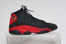 Nike Air Jordan Retro 13 2004 Sneaker Bred Athletic Multi B-Ball Men 10.5 Flu