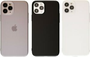 Case for Apple iPhone XS Max XR 8 7 6 Soft Silicone Phone Cover