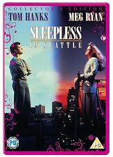 Sleepless in Seattle (Collector's Edition) [DVD] NEW GENUINE UK PAL
