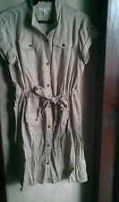 BANANA REPUBLIC SHIRT DRESS-SIZE Small