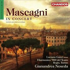Mascagni in Concert, New Music