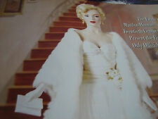 Franklin Mint MARILYN Monroe Doll Ad ALL ABOUT EVE  Advertisement ONLY