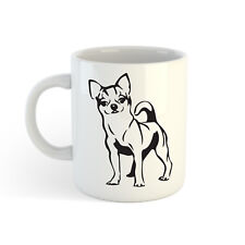Chiwawa  11oz (300ml) Printed Coffee Mug Cup