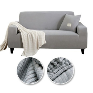 Sofa Cover Jacquard Fabric Couch Covers Stretch Slipcovers Stretch Protector