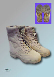 Outdoor Boots Shoes High Boots Size 37 To 45 Colour Beige or Black