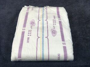 1 x iD Slip Maxi - Size Small - Diaper - Nappy - 50-90cm - Cotton Feel