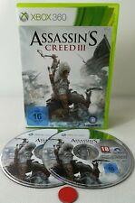 Assassin's Creed III 3  | Xbox 360 | gebraucht in OVP