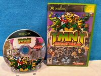 TMNT Mutant Melee (Microsoft Xbox, 2005) Tested & Working