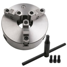 8 Self Centering Lathe Chuck 3 Jaw 8 Inch For Milling K11 200a 200 Mm Steel