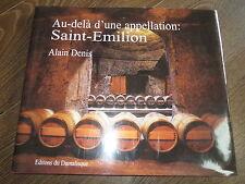 Libro en Saint Emilion fotos vino de France ediciones vino Topi