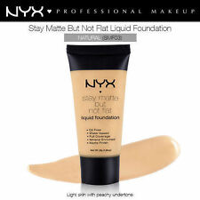 NYX Matte Liquid Foundations