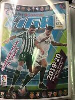 Album Liga Este 2019/20 Completa / Official sticker collection of the 2019/20