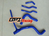 FOR  MGB GT and Roadster 1800 1976-1981 77 78 silicone radiator hose BLUE