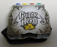 NEW Guitar Hero On Tour HAND GRIP nintendo DS Lite modern hits decades band game