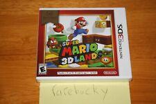 Super Mario 3D Land (Nintendo 3DS) NEW SEALED Y-FOLD MINT!