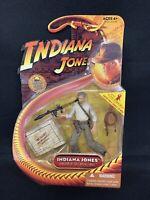 "Indiana Jones 4"" Action Figure MOC 2008 Hasbro Kingdom Crystal Skull Movie"