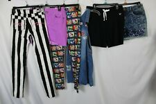 Justice Girls Lot Size 16 Pants Leggings Dress Shorts Some Nwt