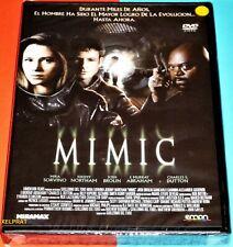 MIMIC - English Español -DVD R2- Precintada