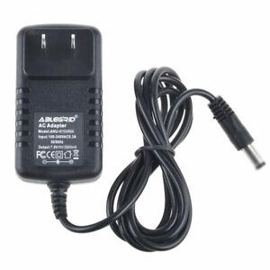 7.5V AC-DC Power Adapter Charger for Fluke BE9005 120 220 240 Battery Eliminator