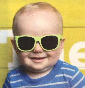 BABIATORS Navigator Sunglasses Limited Edition ROCKSTARS Age 3-5 White Frame