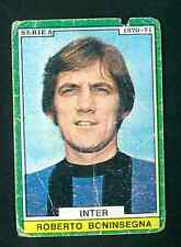 Figurina Calciatori Edis 1970-71! Boninsegna! Inter!!