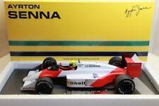1/18 Minichamps F1 McLaren Honda MP4/3B Test Car Ayrton Senna 1987 Limited 402