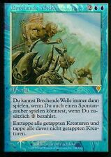 Brechende Welle FOIL / Breaking Wave | EX | Invasion | GER | Magic MTG
