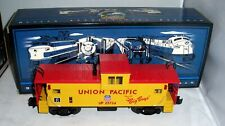 MTH 'O' PREMIER DAP DELAER APPRECATION WV CABOOSE UNION PACIFIC UP 20-80001C NIB