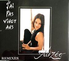 CD MAXI ALIZEE J'AI PAS VINGT ANS REMIXES RARE COLLECTOR MYLENE FARMER 2003