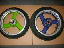 Zx9 Rear Wheel In Motorcycle Parts Ebay