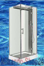 Luxus duschkabine  Eckige Duschkabinen aus Acryl | eBay
