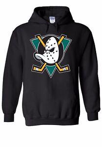 Mighty Ducks NHL Hockey Team Men Women Unisex Top Hoodie Sweatshirt 1937E