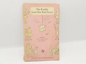 Vintage Children Book-The Family From One End Street - Eve Garnett 1949