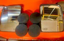 Rubber Coated 114lb Magnetic Tractor Mirrors Kubota B Bx John Deere 1025r Mowers