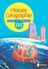 Histoire géographie  CE2  cycle 3 Hugues Lécharny  Jean-Pierre Chevalier  Guilla