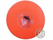 New Lightning Standard Warbird #2 Hookshot 173g Orange Fairway Driver Golf Disc