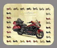 Item#2147 Honda Goldwing History Mouse Pad