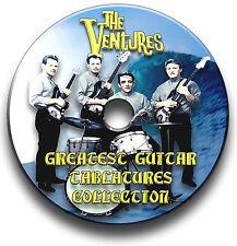 IL VENTURES POP CHITARRA INTAVOLATURE INTAVOLATURA CANTO BOOK CD SOFTWARE