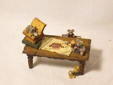 Boyds Bears & Friends Noah's Ark Series FOB Exclusive Noah's Builder Table