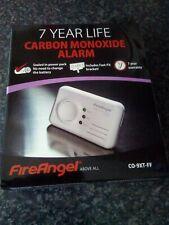 Fire angel carbon monoxide detector