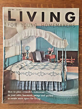 LIving for Young Homemakers Magazine 1957 Robert Martin Engelbrecht Modular