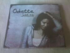 ODETTE - JUST ME - NEW/SEALED CD ALBUM - 2009