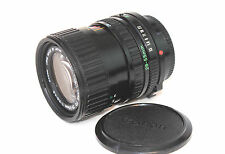 CANON FDn 3.5-4.5 F=28-55mm Zoom Lens with Front and Rear Caps (No.19968).