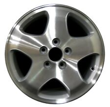 "16"" Honda Accord 99 00 01 02 03 04 Factory OEM Rim Wheel 63781 Silver Machined"