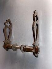Maniglia antica in ferro battuto X Porta Infisso