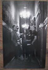 The Maine ..Full Band Signed.. Autographed Poster 22 x 34