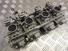 Suzuki GSXR 750 Slabside MIKUNI 34mm flat slide carburettors (VM29SS / 27A)