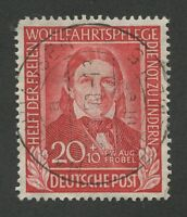 GERMANY (SEMI-POSTAL) #B312 USED