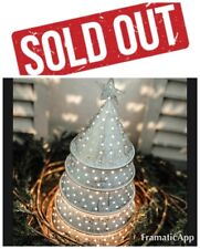 Scentsy STARRY CHRISTMAS  SOLD OUT LIMITED EDITION  Holiday 2020 Wax Warmer Tree